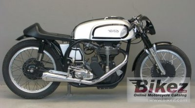 1956 Norton Manx