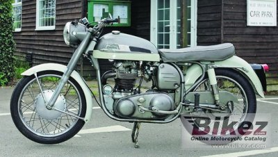 1958 Norton Dominator 99SS