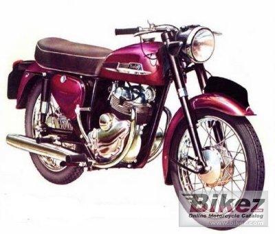 1958 Norton Jubilee