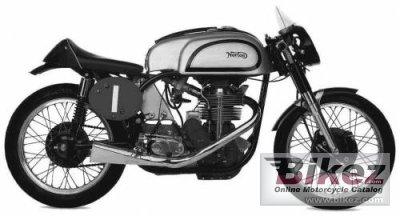 1960 Norton Manx
