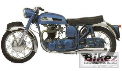 1961 Norton Dominator 99SS