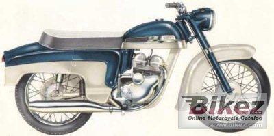 1962 Norton Jubilee