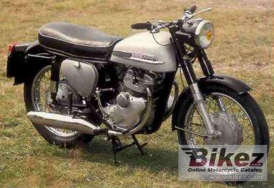 1964 Norton ES 400 Electra