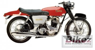 1968 Norton Commando