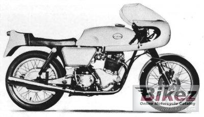 1968 Norton Dunstall