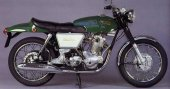 1970 Norton Commando 750
