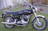 1972 Norton Commando 750 Interstate