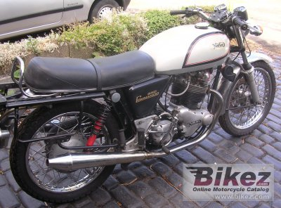 1973 Norton Commando 850 Interstate