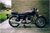 1975 Norton Commando 850 Interstate