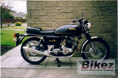 1975 Norton Commando 850 Interstate photo