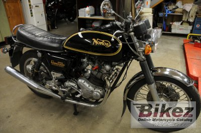 1977 Norton Commando 850 Interstate MK 3