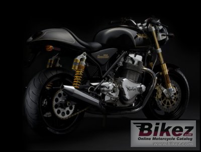 2007 Norton 961-SS Commando photo
