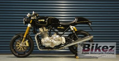 2010 Norton Commando 961SE photo