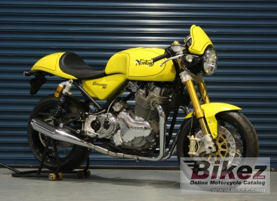 2011 Norton Commando 961 Cafe Racer