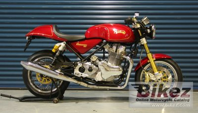 2012 Norton Commando 961 Sport