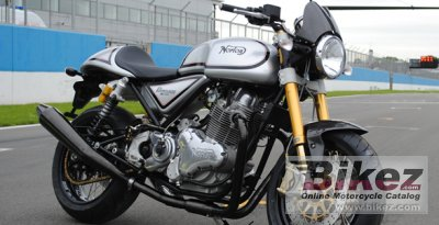 2013 Norton Commando 961 SF photo