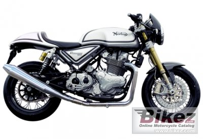 2014 Norton Commando 961 SF photo