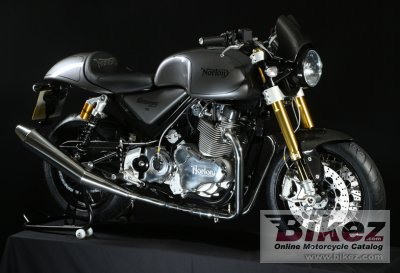 2017 Norton Commando 961 SF Mk II