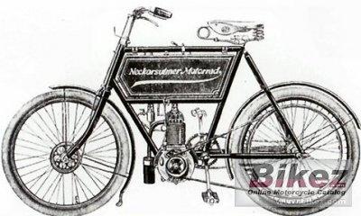 1918 NSU 3  1-2 PS