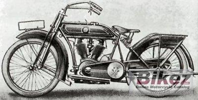 1921 NSU 8PS