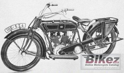 1925 NSU 4PS