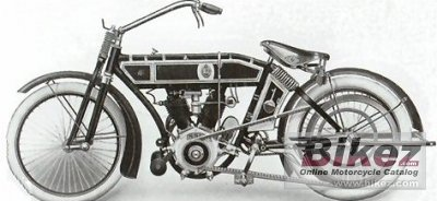 1925 NSU 8PS