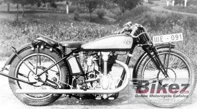 1930 NSU 501 SS