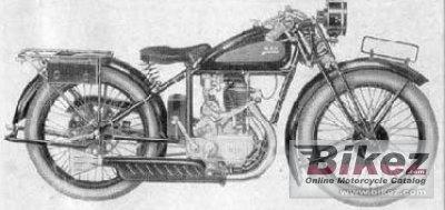 1933 NSU 201TS