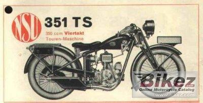 1933 NSU 351TS