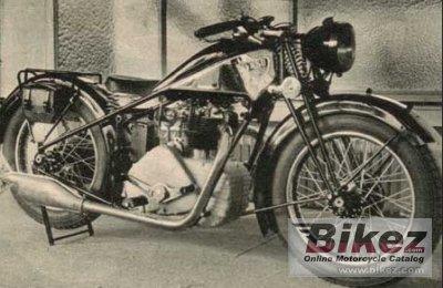 1937 NSU 601 OSB