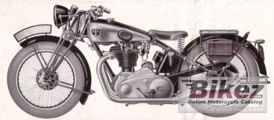 1938 NSU 501 OSL