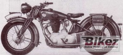 1939 NSU 601 OSL WH