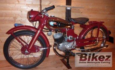 1951 NSU 125ZB