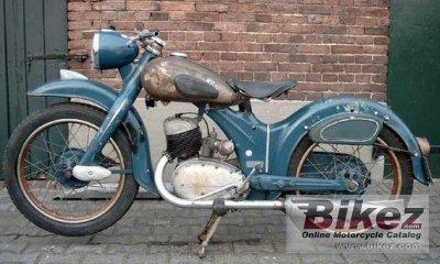 1952 NSU Max