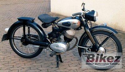 1953 NSU 101 OSB