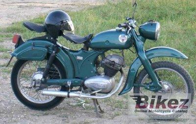 1955 NSU Superfox