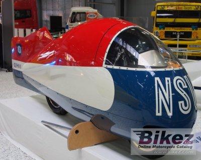 1956 NSU Delphin III