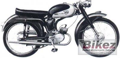 1957 NSU Quickly Cavalino