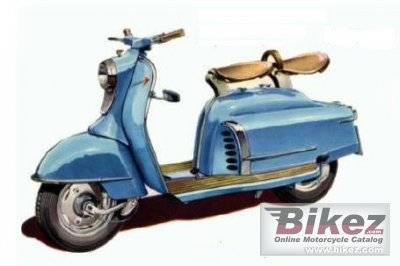 1958 NSU Prima III