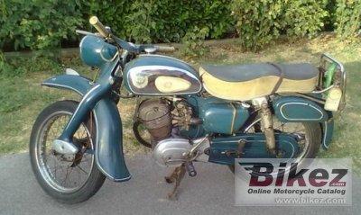 1958 NSU Maxi 175