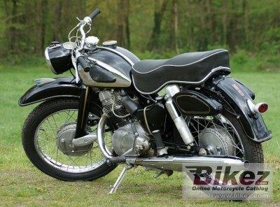 1958 NSU Supermax