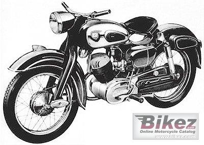 1963 NSU Maxi 175