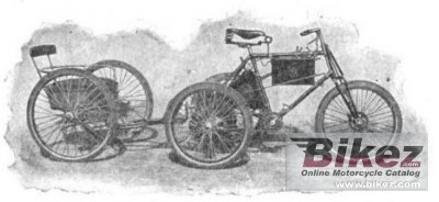 1899 Orient Tricycle