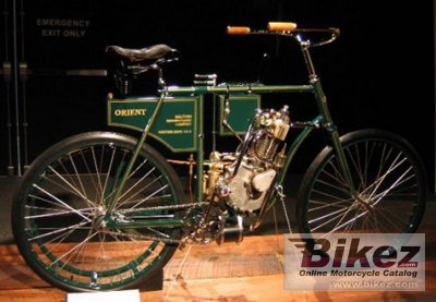 1900 Orient Tricycle