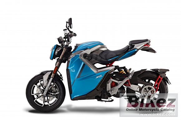 2020 Otto Bike MCR Mid-Motor