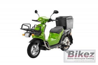 2012 Oxygen CargoScooter Long Range