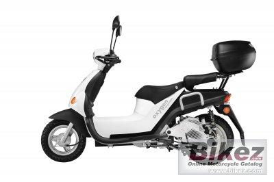 2012 Oxygen CargoScooter XR
