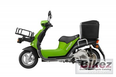 2012 Oxygen CargoScooter