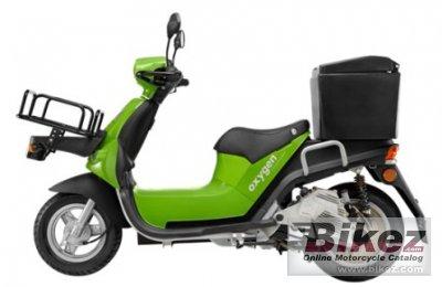 Oxygen CargoScooter