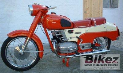1960 Pannonia TL250B